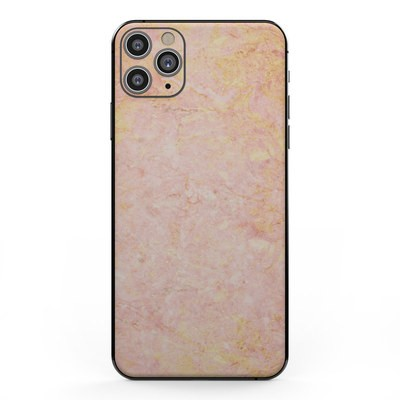 Apple iPhone 11 Pro Max Skin - Rose Gold Marble