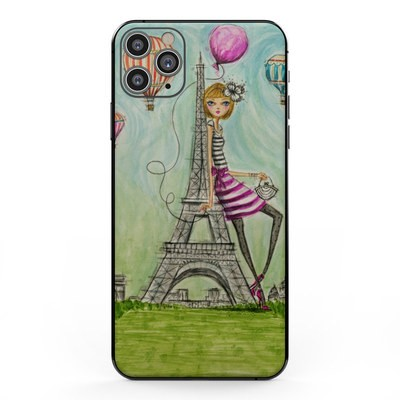 Apple iPhone 11 Pro Max Skin - The Sights Paris