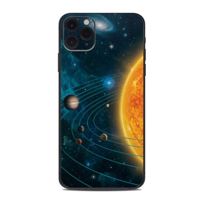 Apple iPhone 11 Pro Max Skin - Solar System