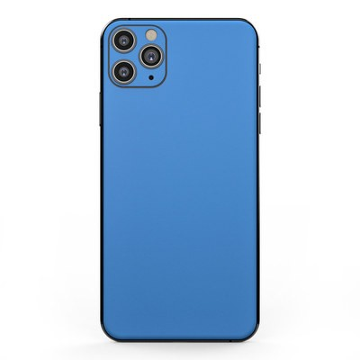 Apple iPhone 11 Pro Max Skin - Solid State Blue