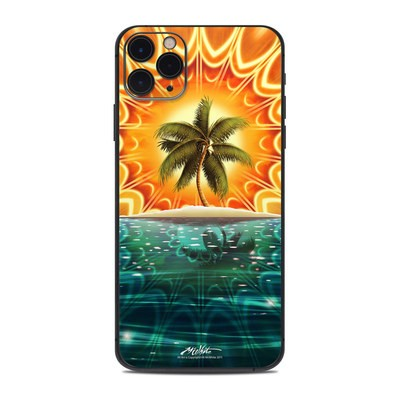 Apple iPhone 11 Pro Max Skin - Sundala Tropic