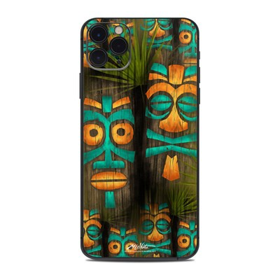 Apple iPhone 11 Pro Max Skin - Tiki Abu