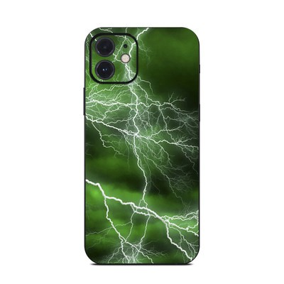 Apple iPhone 12 Skin - Apocalypse Green