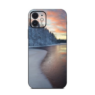 Apple iPhone 12 Skin - Evening Snow