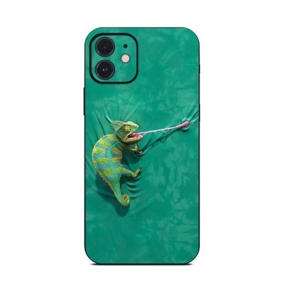 Apple iPhone 12 Skin - Iguana
