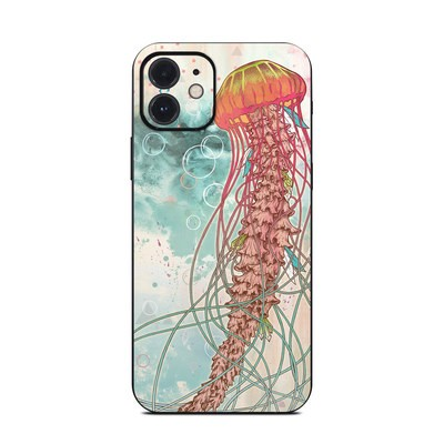 Apple iPhone 12 Skin - Jellyfish