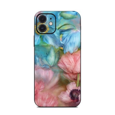 Apple iPhone 12 Skin - Poppy Garden
