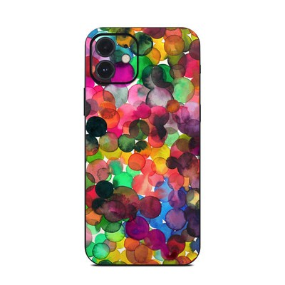 Apple iPhone 12 Skin - Watercolor Drops