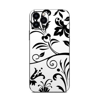Bull Skull iPhone X Vinyl Skin Floral iPhone 8 Plus Decal Art Design iPhone 7 Plus Sticker Boho iPhone 6S Skin Cute iPhone SE Sticker SK3245