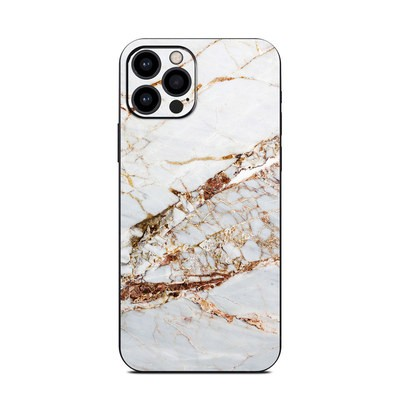 Apple iPhone 12 Pro Skin - Hazel Marble