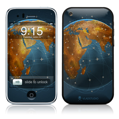 iPhone 3G Skin - Airlines
