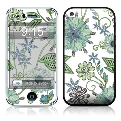 iPhone 3G Skin - Antique Nouveau
