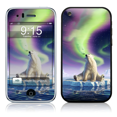 iPhone 3G Skin - Arctic Kiss