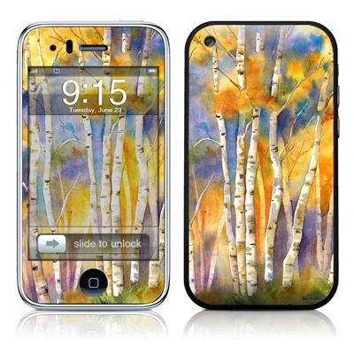 iPhone 3G Skin - Aspens
