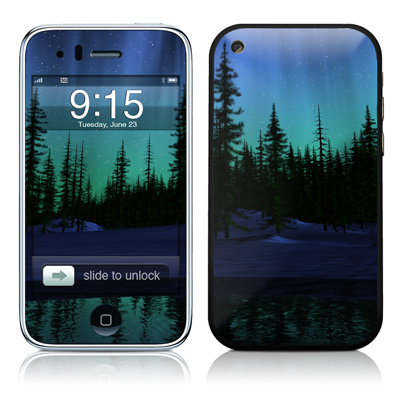 iPhone 3G Skin - Aurora