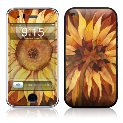 iPhone 3G Skin - Autumn Beauty