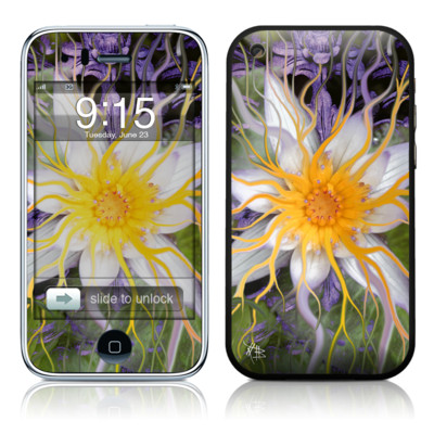 iPhone 3G Skin - Bali Dream Flower