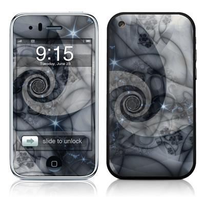 iPhone 3G Skin - Birth of an Idea
