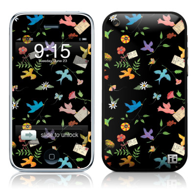 iPhone 3G Skin - Birds