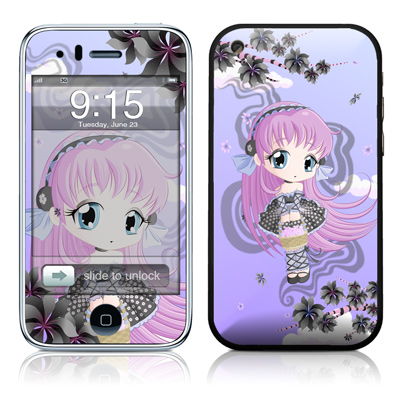 iPhone 3G Skin - Blossom