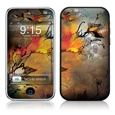 iPhone 3G Skin - Before The Storm