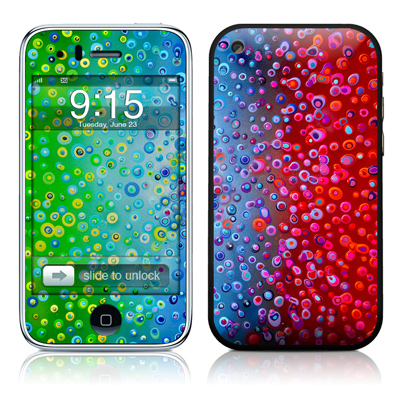 iPhone 3G Skin - Bubblicious