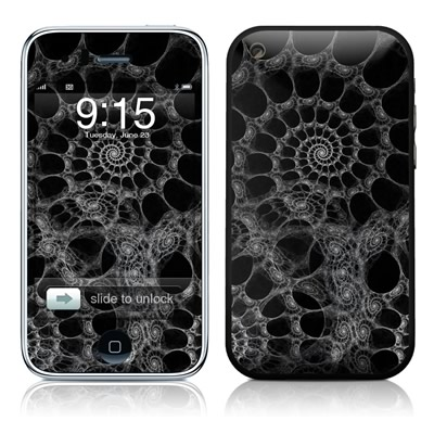 iPhone 3G Skin - Bicycle Chain