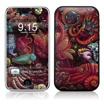 iPhone 3G Skin - C-Pods