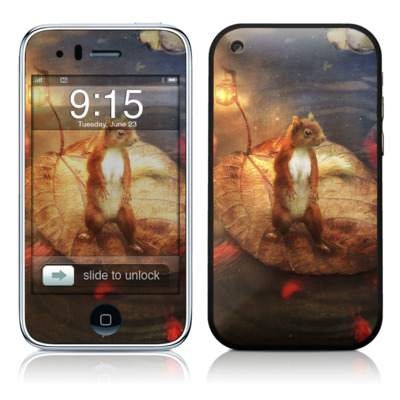 iPhone 3G Skin - Columbus