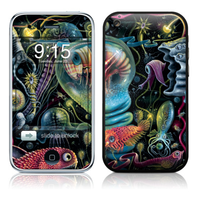 iPhone 3G Skin - Creatures