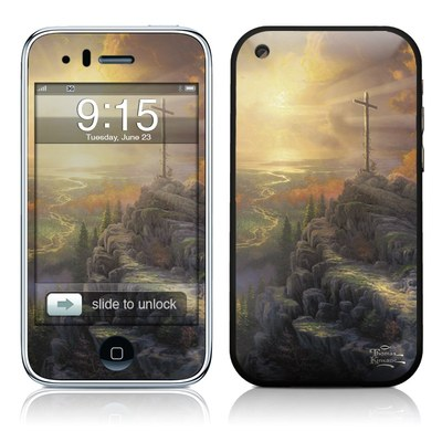 iPhone 3G Skin - The Cross