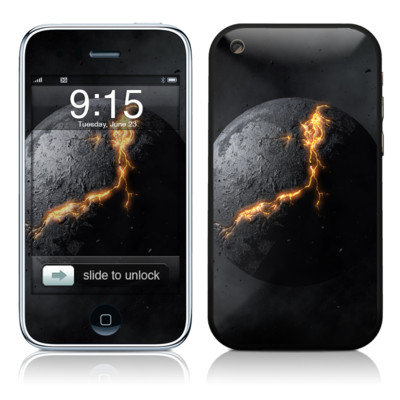 iPhone 3G Skin - Crucible