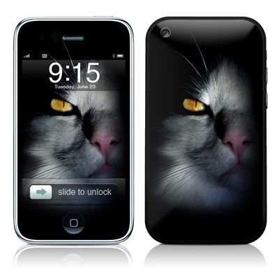 iPhone 3G Skin - Darkness