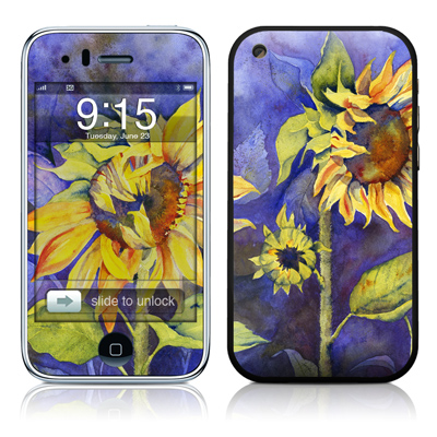 iPhone 3G Skin - Day Dreaming