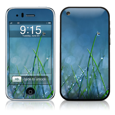 iPhone 3G Skin - Dew