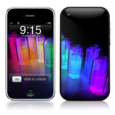 iPhone 3G Skin - Dispersion