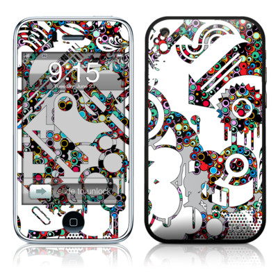 iPhone 3G Skin - Dots