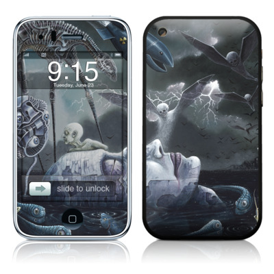 iPhone 3G Skin - Dreams