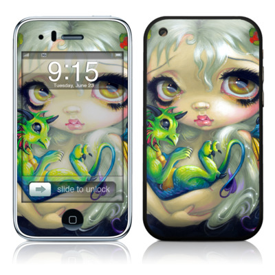 iPhone 3G Skin - Dragonling