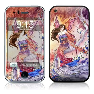 iPhone 3G Skin - The Edge of Enchantment