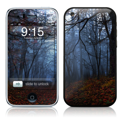 iPhone 3G Skin - Elegy