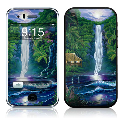 iPhone 3G Skin - In The Falls Of Light