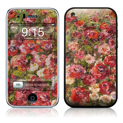 iPhone 3G Skin - Fleurs Sauvages