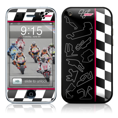 iPhone 3G Skin - Finish Line Group