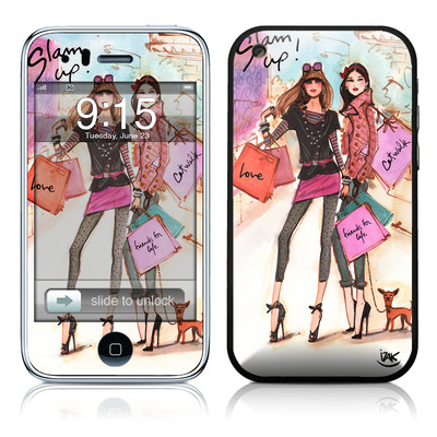 iPhone 3G Skin - Gallaria