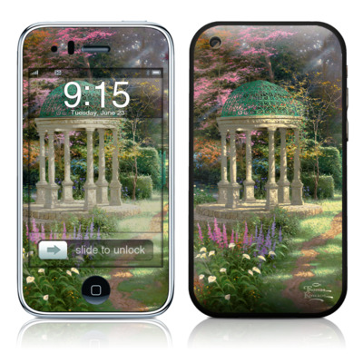 iPhone 3G Skin - Garden Of Prayer