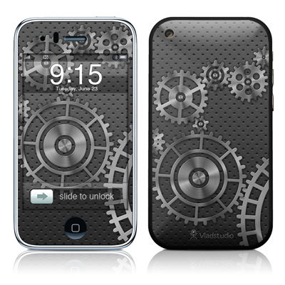 iPhone 3G Skin - Gear Wheel