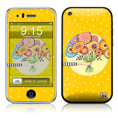 iPhone 3G Skin - Giving