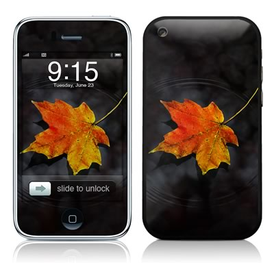 iPhone 3G Skin - Haiku
