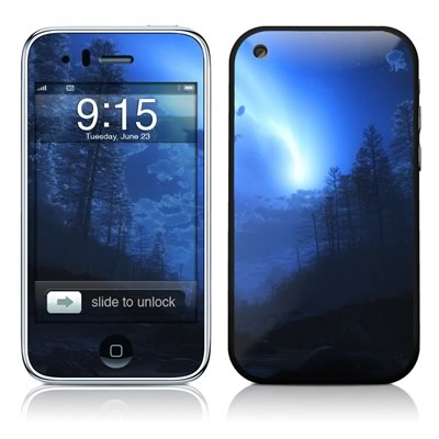 iPhone 3G Skin - Harbinger